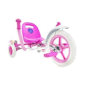 Mobo Tot Disney Princess A Toddler's Ergonomic Three Wheeled Cruiser Tricycle, Pink