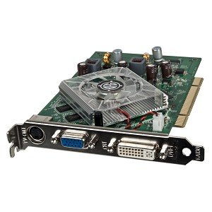 BFG Tech GeForce 8400GS 512MB DDR2 PCI Express (PCI-E) DVI/VGA Video Card w/HDCP Support