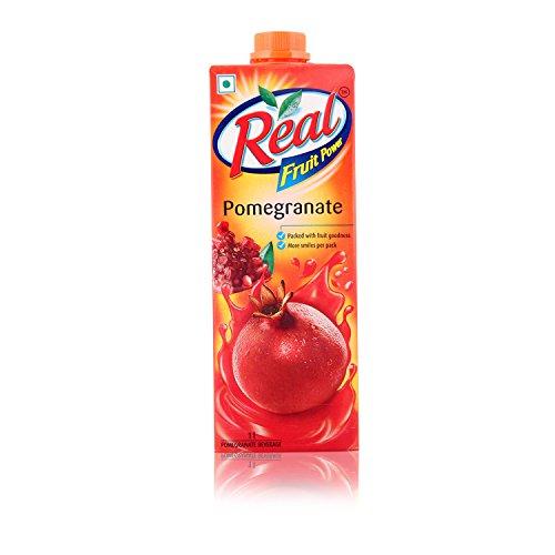 Real Fruit Power Juice   Pomegranate, 1L Carton