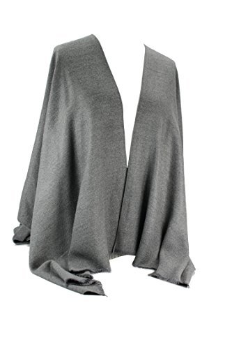Belli - Poncho - para mujer gris claro