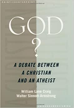 God?: A Debate between a Christian and an Atheist (Point/Counterpoint)