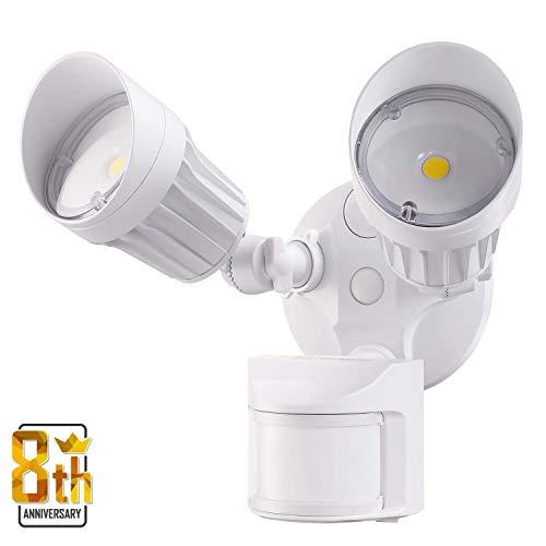 Led Motion Detector Porch Light