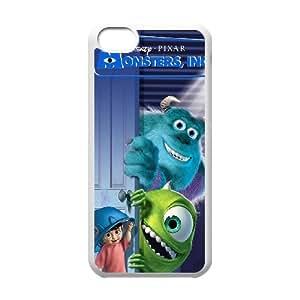Inc Iphone 5C cell phone case Blanc