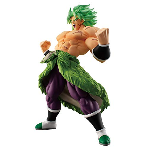 Bandai Shokugan Styling Super Saiyan Broly Full Power Dragon Ball Super (Dragon Ball Figures)