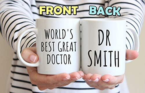 Doctor Gift Future Doctor Mug Coffee Mug Medical School Gift MD Gift for Doctor PhD Gift