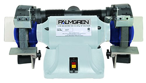 Palmgren 82081 8 3//4 hp 115//230V Grinder with Dust Collection