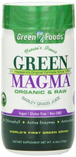 Green Foods Green Magma Nutritional Supplement, 250 Tablets by Green Foods