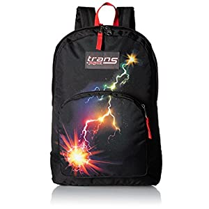 JanSport Unisex Overt Multi Thunderbolt Backpack