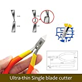 Sharp Nipper - Pointed Side Cutter Plier