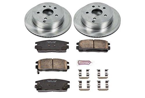 Autospecialty (KOE5558) Daily Driver OE Brake Kit, Rear