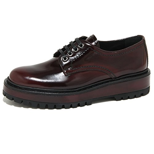 Scarpe Shoe Car Donna Bordeaux Allacciata Donna 1813 Scarpa Scarpe vdw0xdqO