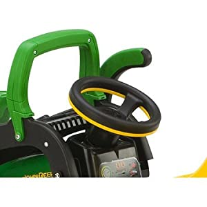 Peg-Perego-John-Deere-Mini-Power-Loader-6-Volt-Battery-Powered-Ride-On-Dimensions-435L-x-195W-x-225H
