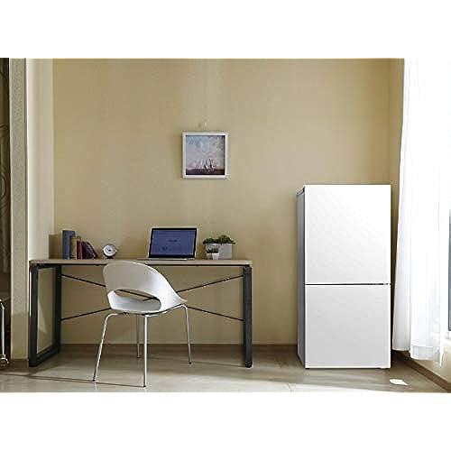 ツインバード工業 2ドア冷凍冷蔵庫 HR-E911W