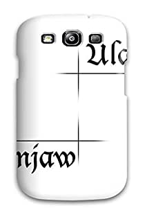 Galaxy Case - Tpu Case Protective For Galaxy S3- Bleach