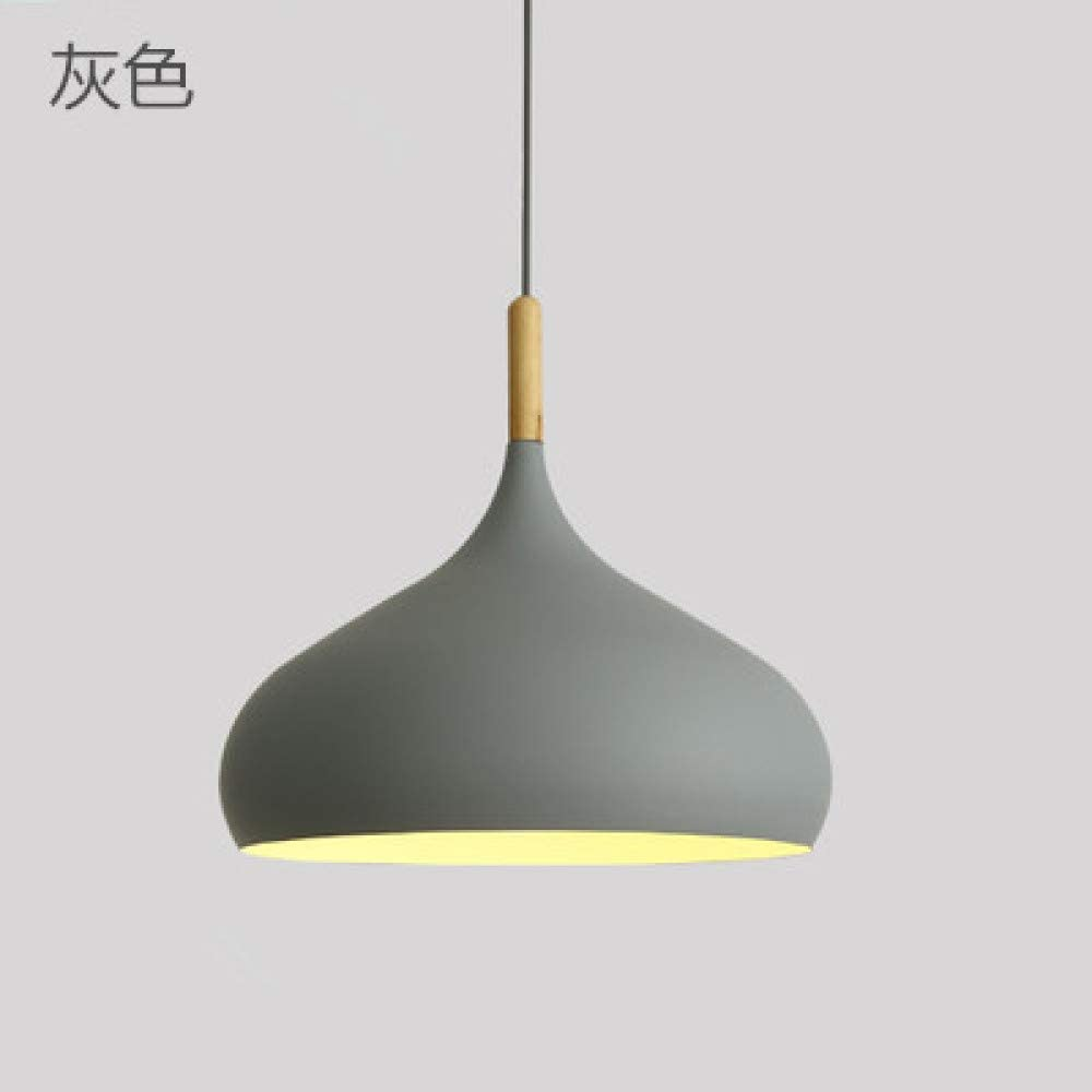 ajuste de la lámpara luces colgantes de metal para bar restaurante ...