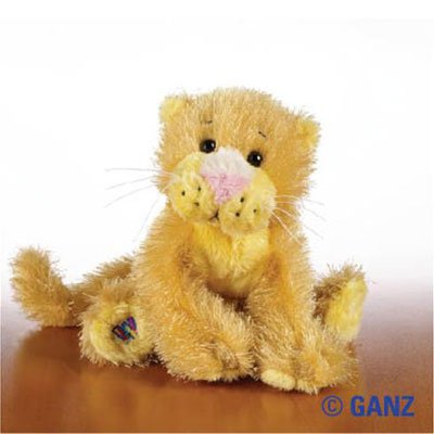HS193 Lil-Kinz Lioness Webkinz New Code Sealed With Tag from Ganz