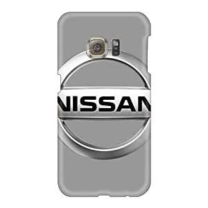 Samsung Galaxy S6 YzN741WGsG Customized HD Nissan Logo Pattern Excellent Hard Cell-phone Case -LeoSwiech