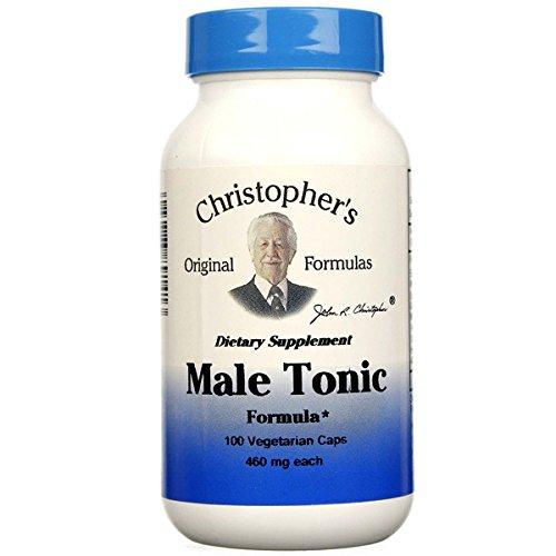 Master Gland Formula Dr. Christopher 100 Caps