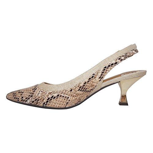 view for sale J.Renee Women's Kenlie Dress Pump Natural Multi outlet locations online with credit card free shipping r4tnBdll5