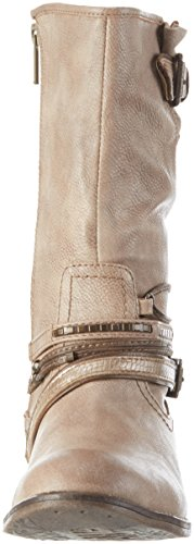 Lined Calf 531 Boots Taupe Cold Brown 1157 Length Mustang Women's Classic 318 YwTZqxWpIO