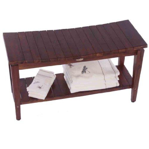 Rattan Table Mahogany (Sojourn 35