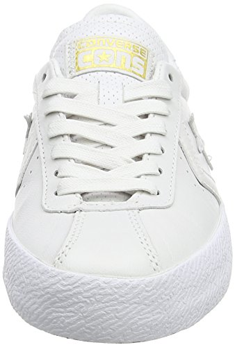 white Mixte Converse Basses Blanc Adulte white gold Breakpoint Baskets nPnqOwc7Z