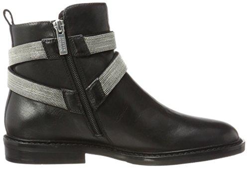 7 Schraut Steffen Fashion Damen Black Stiefel Street Schwarz qaTzEw