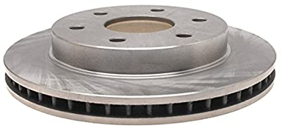 ACDelco 18A925A Advantage Non-Coated Front Disc Brake Rotor