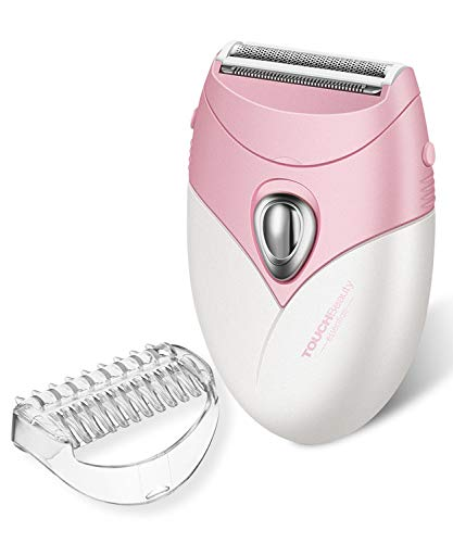 Hair Removal for Women, TOUCHBeauty Painless Hair Remover Wet & Dry Electric Shaver for Arm & Leg & Bikini
