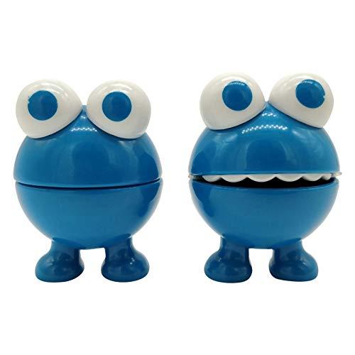Set de 2 pinzas cierra bolsas Mirones Azul