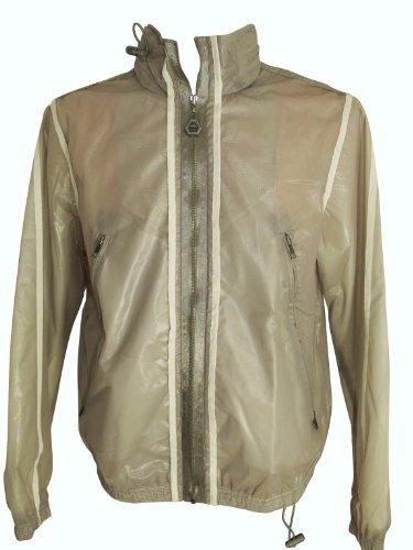 PUMA chaqueta de chándal para hombre Chaqueta talla L colour beige ...