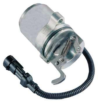 New 12V Fuel Cutoff Solenoid Fits Bobcat / Deutz Skid Steers 6686715 04272956 Discount Starter and Alternator