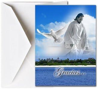 Tarjetas Funerales de Agradecimiento, Tarjetas ... - Amazon.com