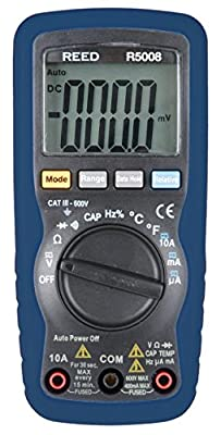 Reed Instruments AC/DC Multimeter