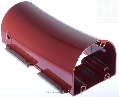 Columna y clavijas Empire Red de repuesto para la batidora de cocina KitchenAid de 5qt (K5, KPM5, KPM50, 5KPM50, etc.)