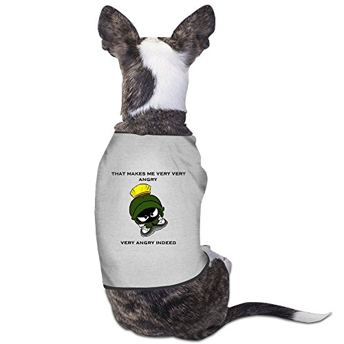 Daffy Duck Space Jam Costume (Funny Funny Marvin The Martian Pet Dog T Shirt.)