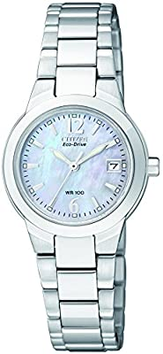 Citizen Women's Eco-Drive Watch with Date, EW1670-59D from Citizen