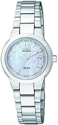 Citizen Watches Womens EW1670-59D Silhouette Sport Eco Drive Watch