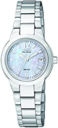 Citizen Silhouette Stainless Steel Womens Watch