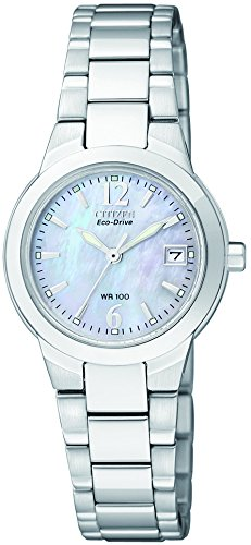 Citizen EW1670 59D Silhouette Stainless Eco Drive product image