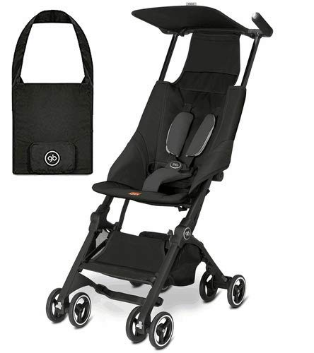 gb Pockit Lightweight Stroller with Trav…