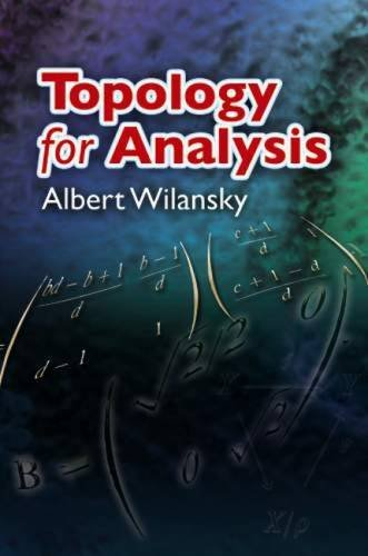 Topology for Analysis (Dover Books on Mathematics)