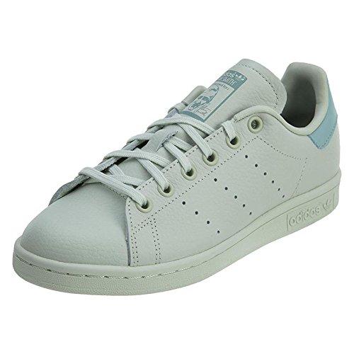 Pastel Kids Shoes (Adidas Kid's Stan Smith Pastel LINGRN/LINGRN/TACGRN 3.5)