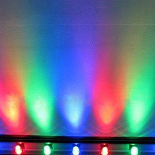 Can Floor Lights: Missyee Stage Lights 8 Piece Up-Lighting