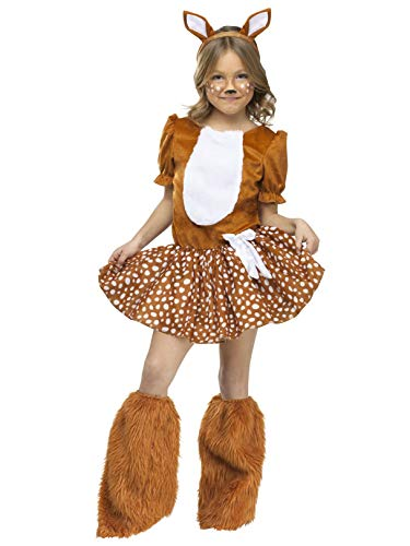 Fun World Oh Deer Child Costume, Medium, Multicolor ()