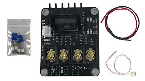 amazon com 3d printer mosfet kit (heat bed power module) includes motor thermistor wiring 3d printer mosfet kit (heat bed power module) includes mounting hardware, 14