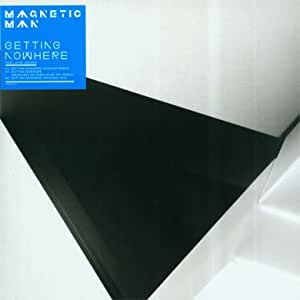 Magnetic Man: Getting Nowhere feat. John Legend (Skream Remix) 12""