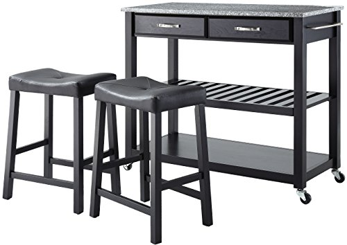 kitchen cart with seating - 5