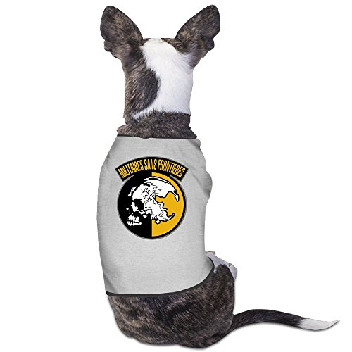 Theming Metal Gear Solid Skull Logo Hideo Kojima Dog Vest