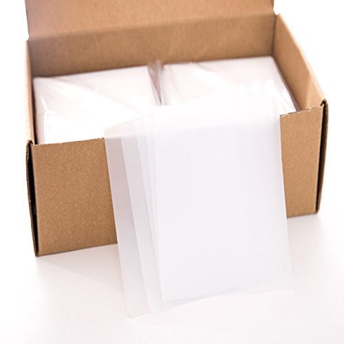 PTFE Silicone-free Parchment 4x4 - 1000 Sheets(Oil Concentration) by LT